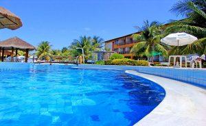 Piscina Hotel Praia Dourada Maragogi